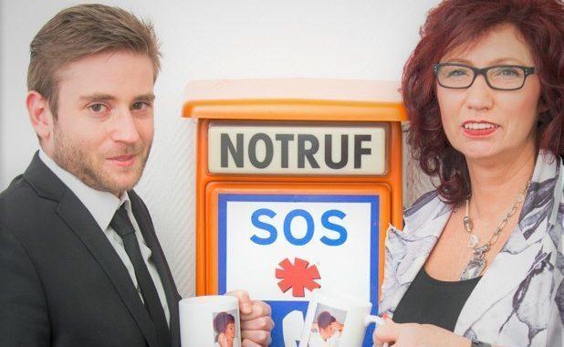 SOS! Die Notrufsäule bei Stress im Pharmaaußendienst