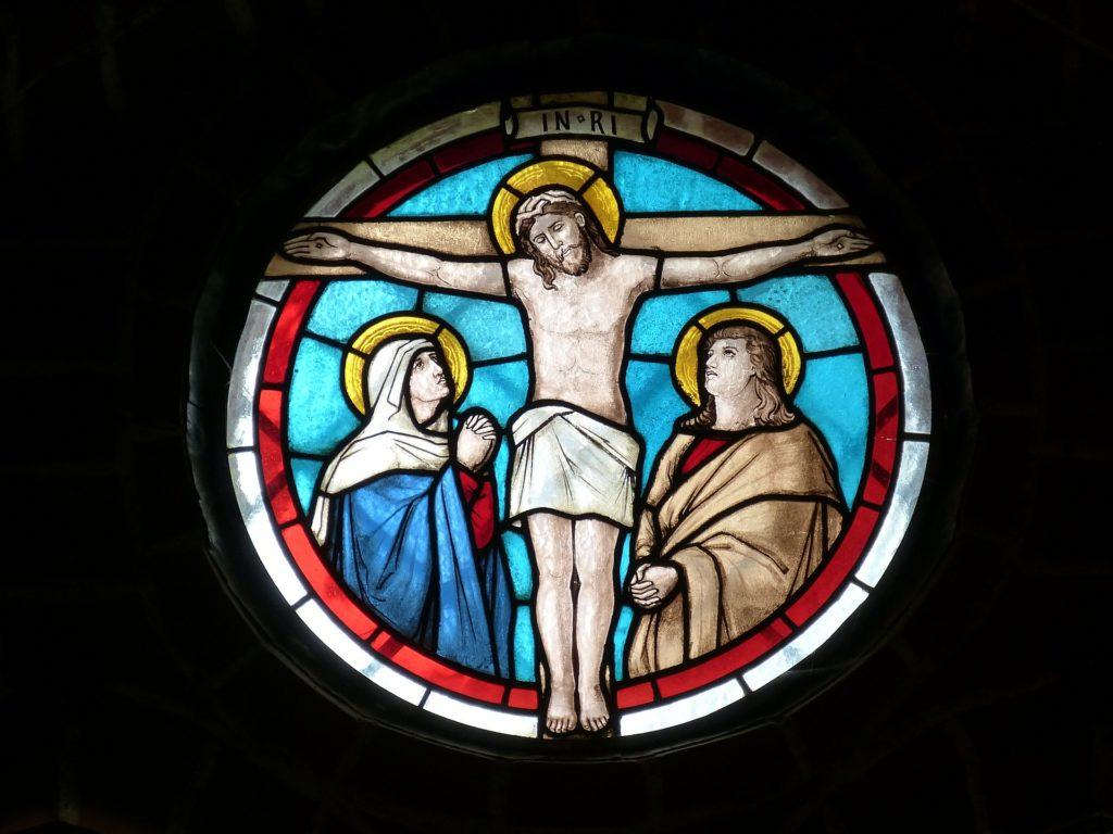 Kreuzigung von Jesus
